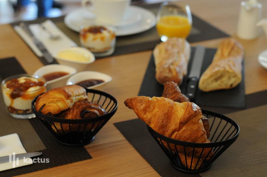 Le Clos des Queyries Petit-déjeuner