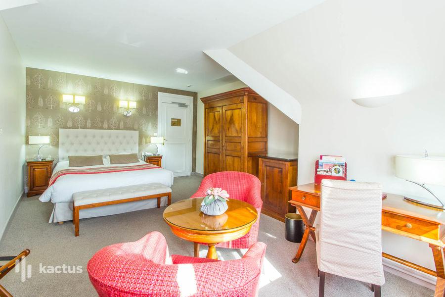 Le Manoir Hôtel *** Le Manoir Hôtel***-chambre double classique