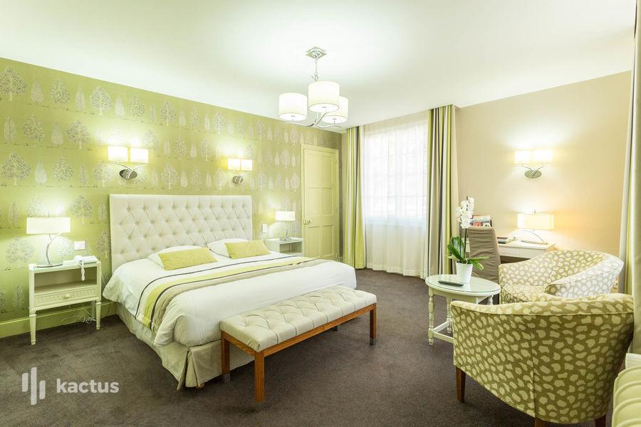 Le Manoir Hôtel *** Le Manoir Hôtel *** - Chambre double privilège