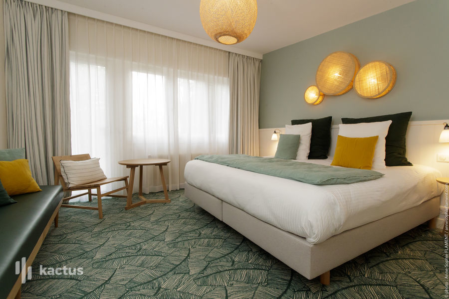 Le Manoir Hôtel *** Le Manoir Hôtel *** - Chambre classique bungalow
