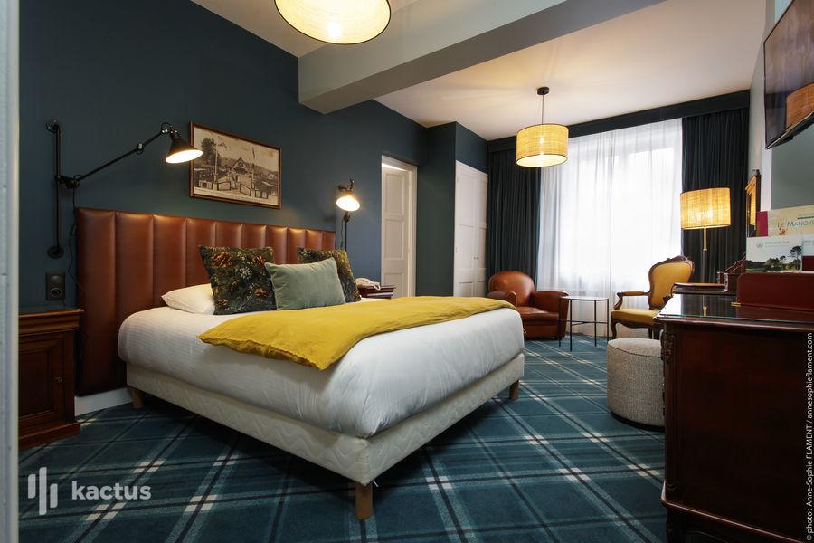 Le Manoir Hôtel *** Le Manoir Hôtel*** - Chambre privilège