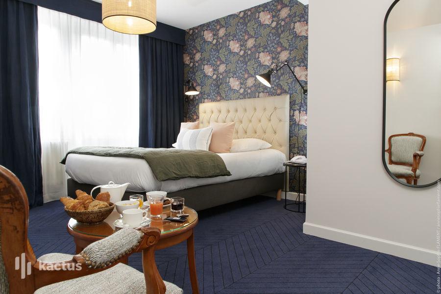 Le Manoir Hôtel *** Le Manoir Hôtel *** - chambre classique