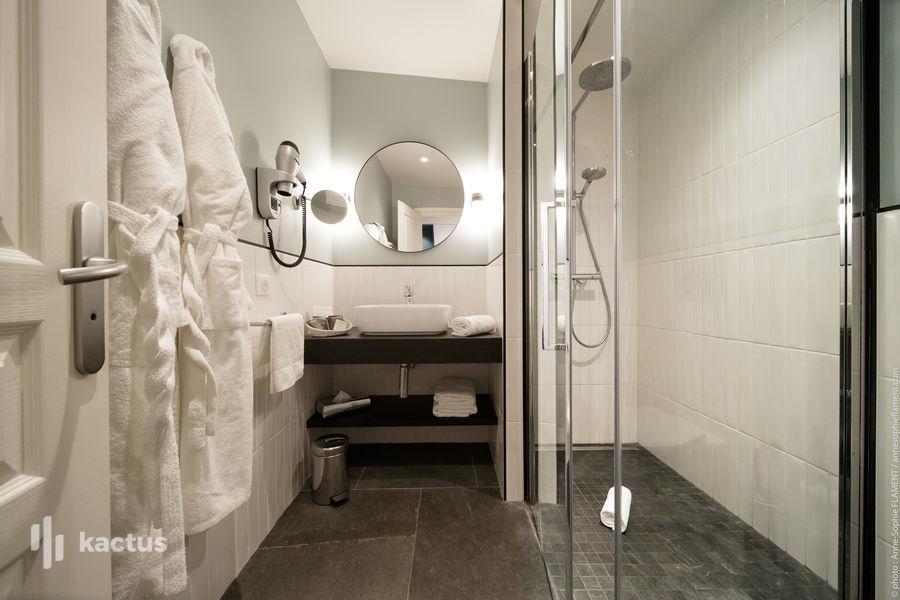 Le Manoir Hôtel *** Le Manoir Hôtel *** - salle de bain
