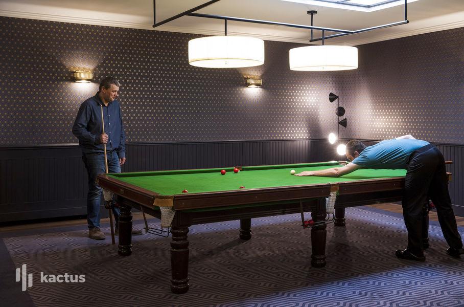 Le Manoir Hôtel *** Le Manoir Hôtel *** - snooker