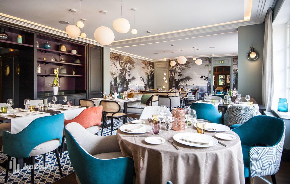 Le Manoir Hôtel *** Le Manoir Hôtel*** - La Table du Manoir