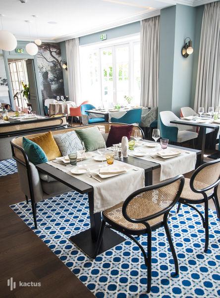 Le Manoir Hôtel *** Le Manoir Hôtel *** - La Table du Manoir