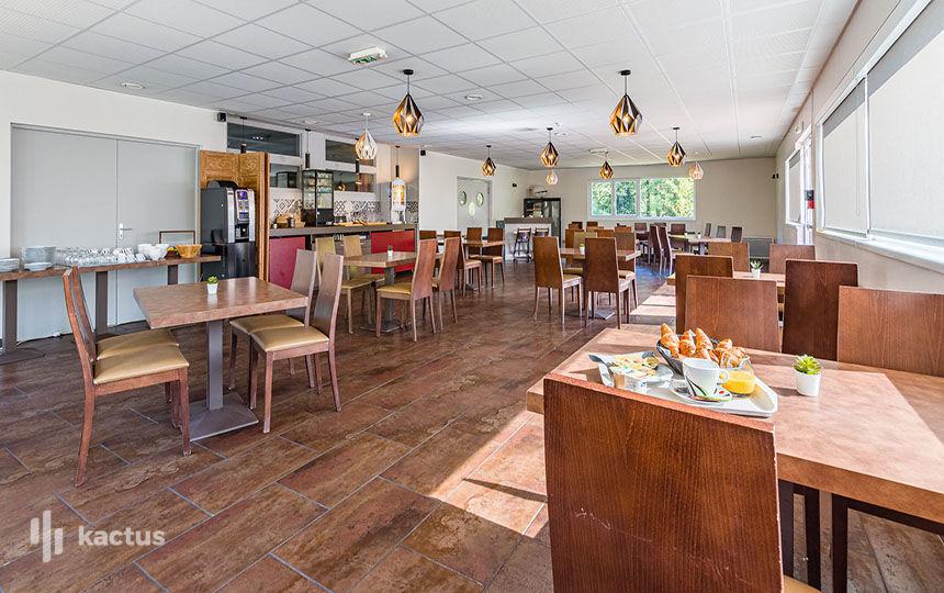 Relais du Plessis Bar lounge