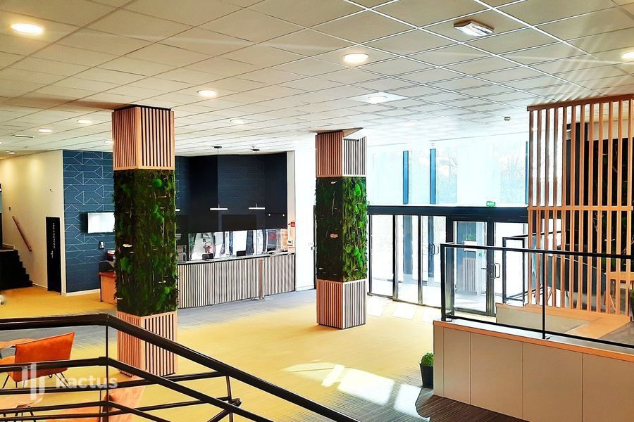 SURE HOTEL BY BEST WESTERN NANTES BEAUJOIRE *** Réception
