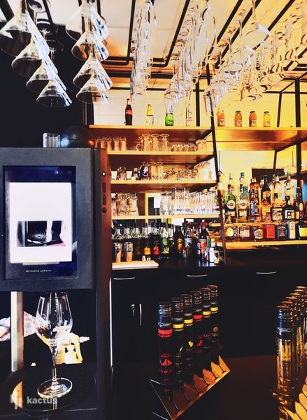 SURE HOTEL BY BEST WESTERN NANTES BEAUJOIRE *** Bar et Vin au verre DIVINE