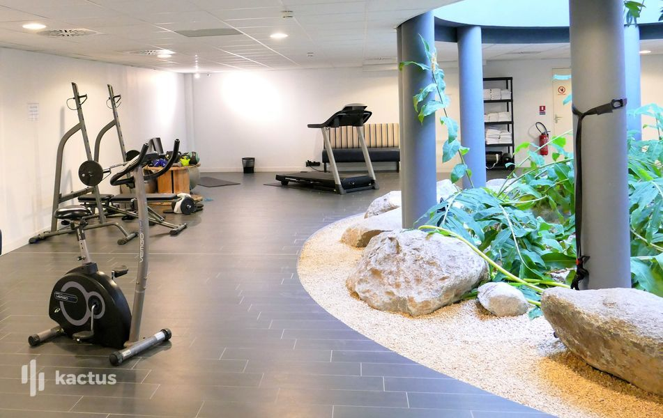 SURE HOTEL BY BEST WESTERN NANTES BEAUJOIRE *** Salle Fitness