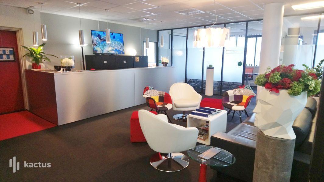 G2C Business Center Votre accueil au 4ème étage