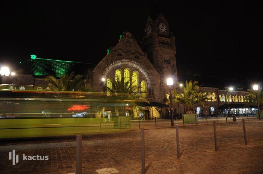 Ibis Styles Metz Centre Gare** EXTERIEUR