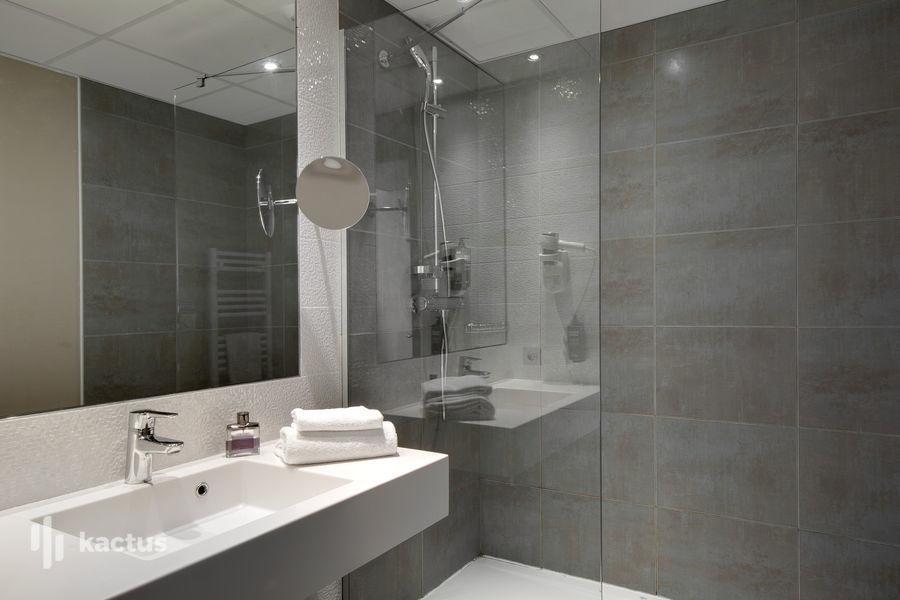 Ibis Styles Montargis Arboria *** Salle de bain chambre
