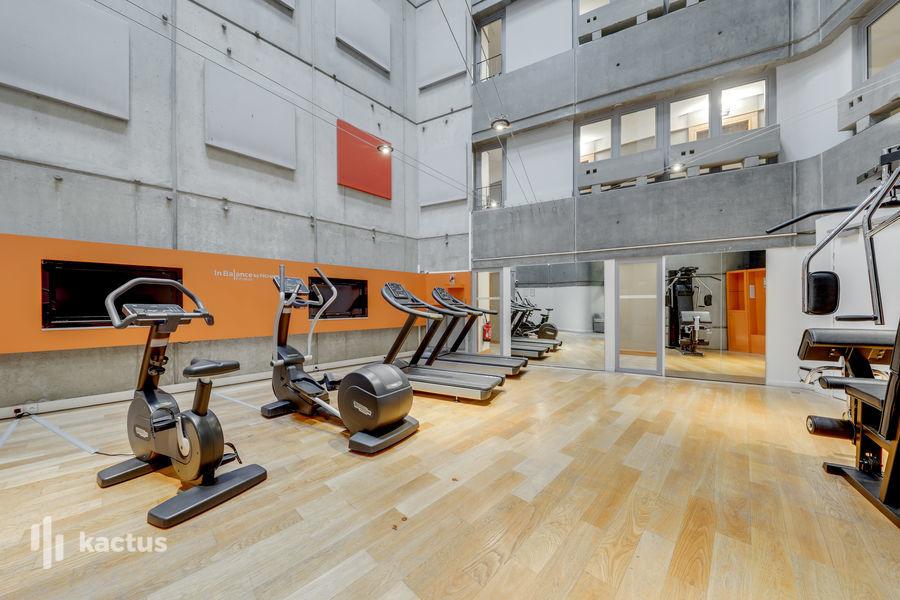Novotel Paris Gare De Lyon **** Salle de fitness