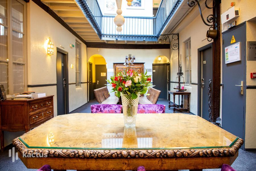 Grand Hôtel D'Orléans *** Brasserie La Ripaille Patio