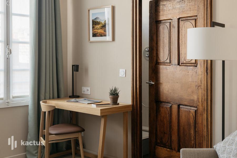 Boutique Hôtel Cezanne Chambre