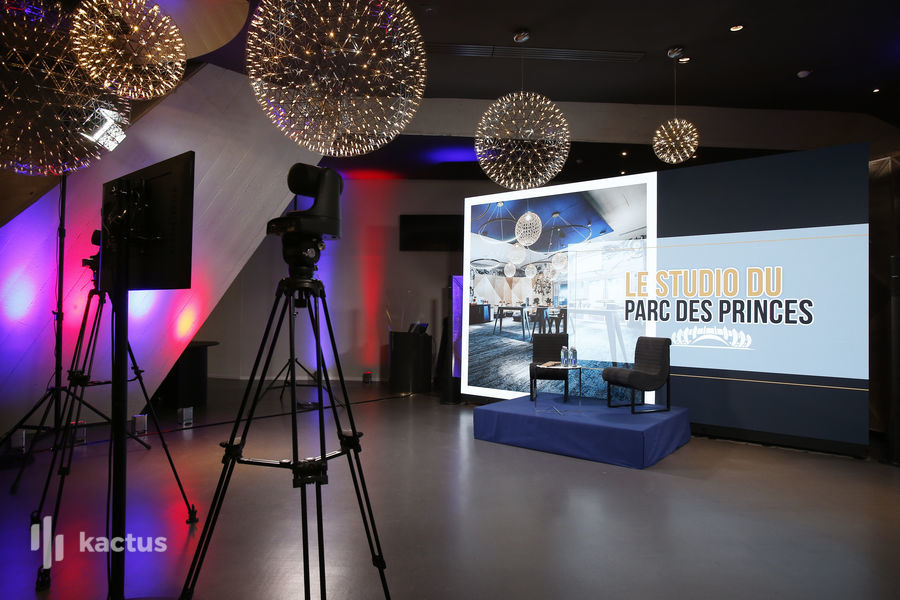 Parc des Princes Le Studio du Parc des Princes