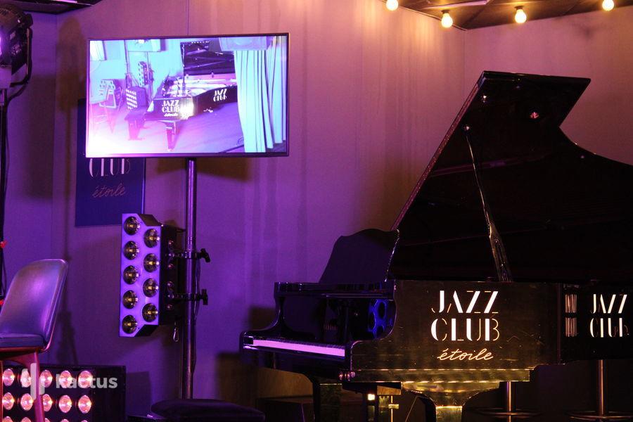 Le Méridien Étoile **** Jazz Club Studio