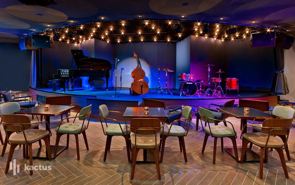 Le Méridien Étoile **** Jazz Club Etoile - Restaurant & Bar - Live concerts