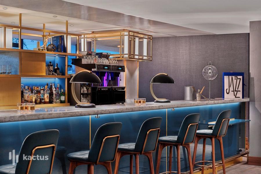 Le Méridien Étoile **** Jazz Club Etoile bar