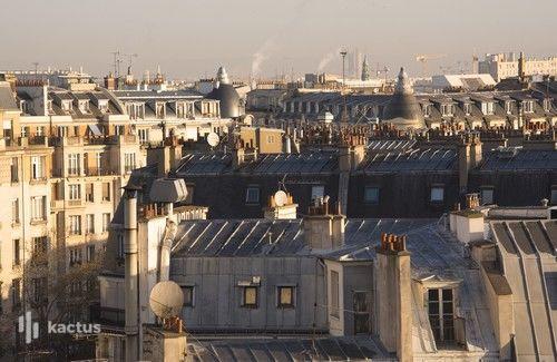 Le Méridien Étoile **** Terrasse Eiffel - vue