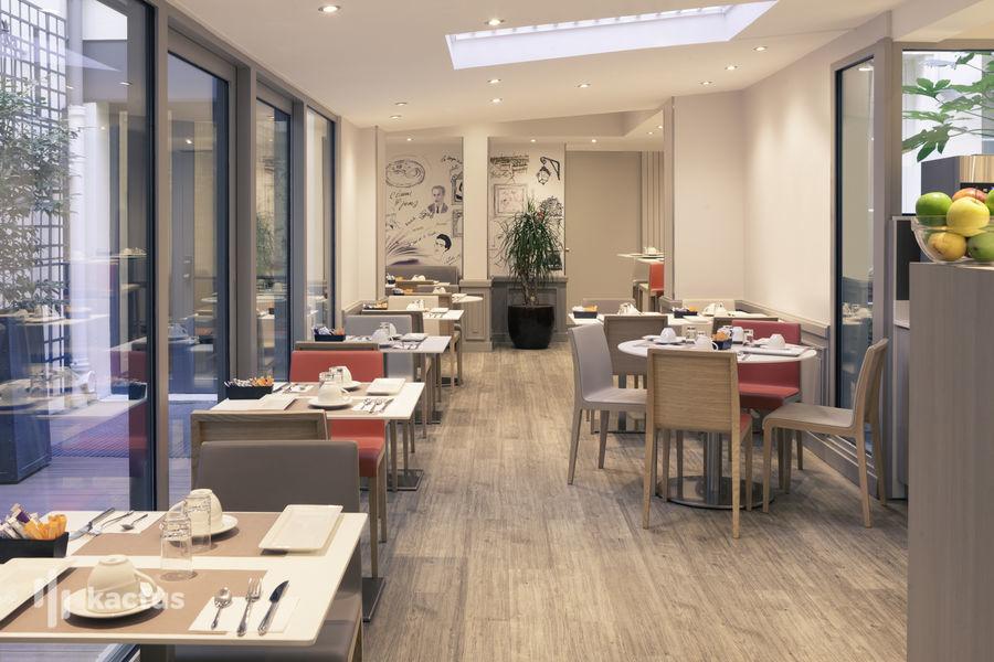 Mercure Paris Montparnasse Raspail **** Salle petit-déjeuner