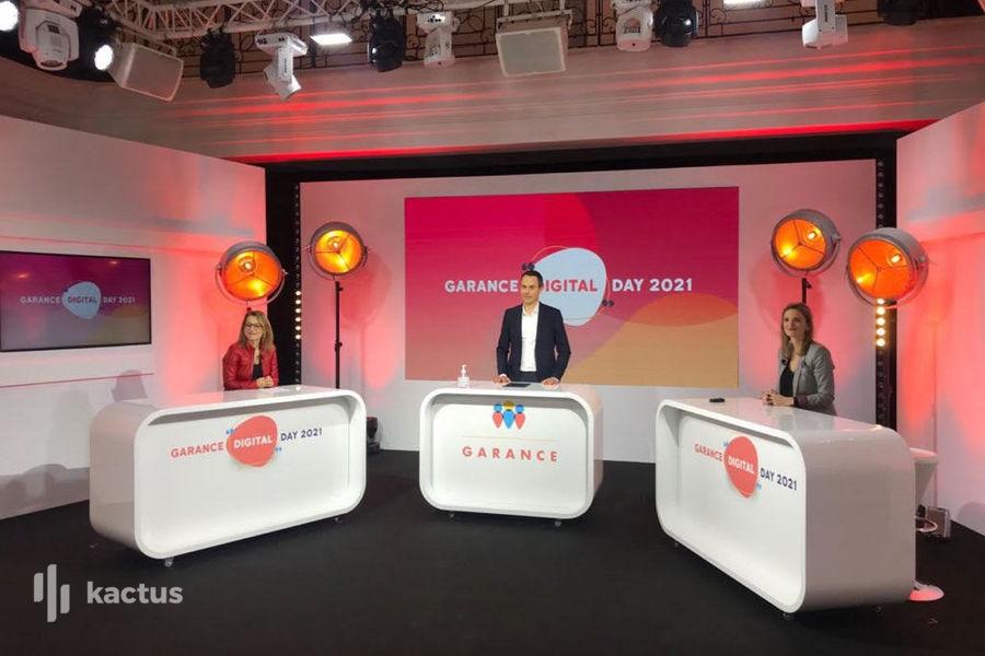 Pavillon Wagram PLATEAU TV STUDIO EPHEMERE PAVILLON WAGRAM