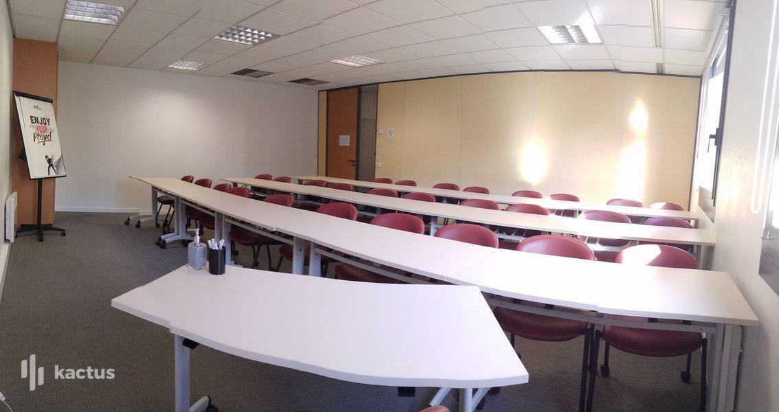 Buro Club - Lille Salle de réunion - MATISSE