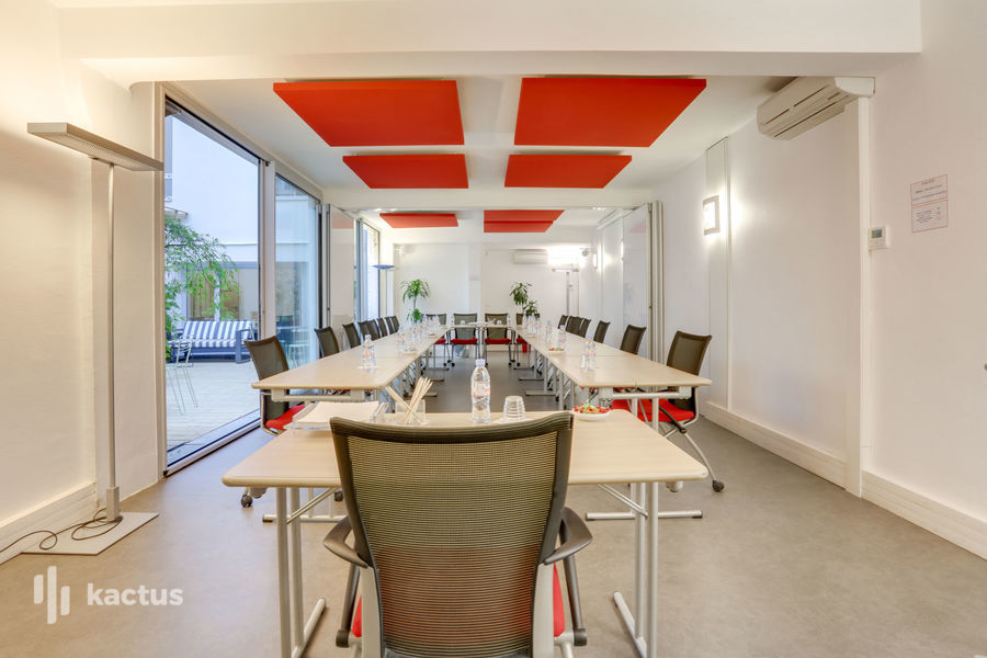 Emergence Coworking Opéra 28