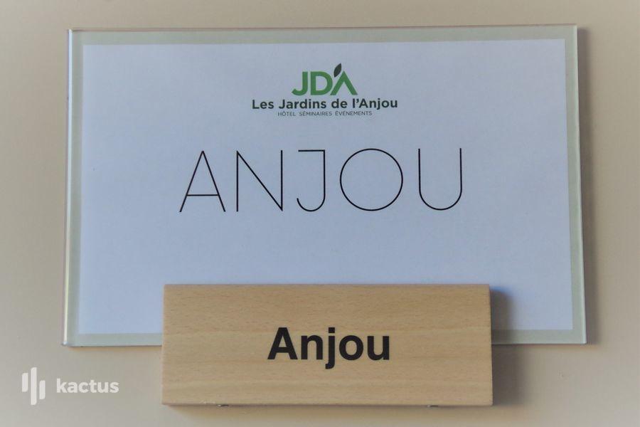 Les Jardins de l'Anjou  Salle Anjou