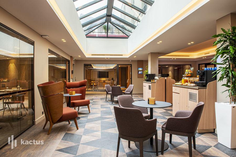 Radisson Blu Hotel Rouen Centre Atrium