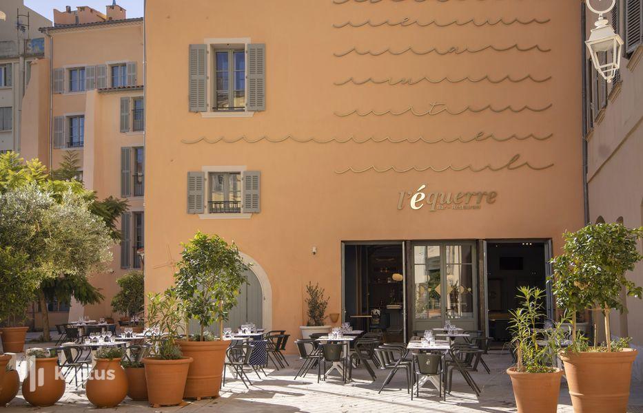 l'Eautel Toulon Port **** Terrasse de L'Equerre