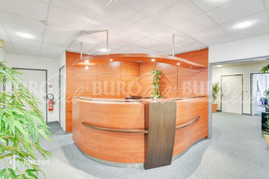 Buro Club Nantes Accueil