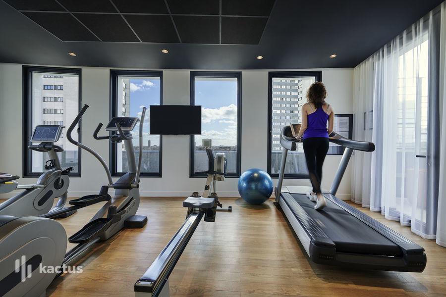 Hôtel Mercure Paris La Défense **** Salle de fitness