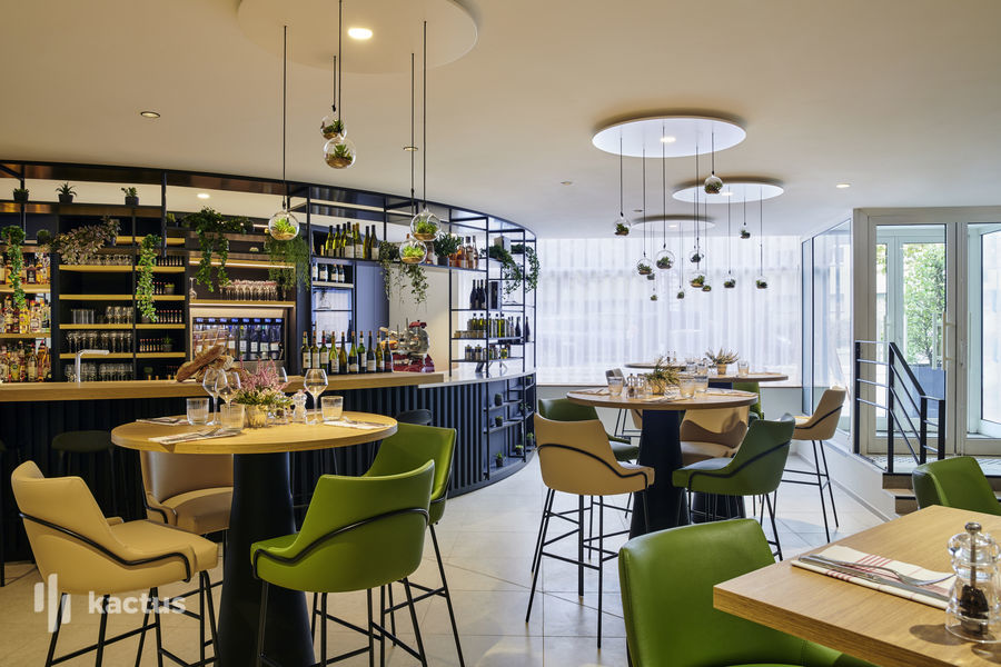Hôtel Mercure Paris La Défense **** Bar-Restaurant - Vingko