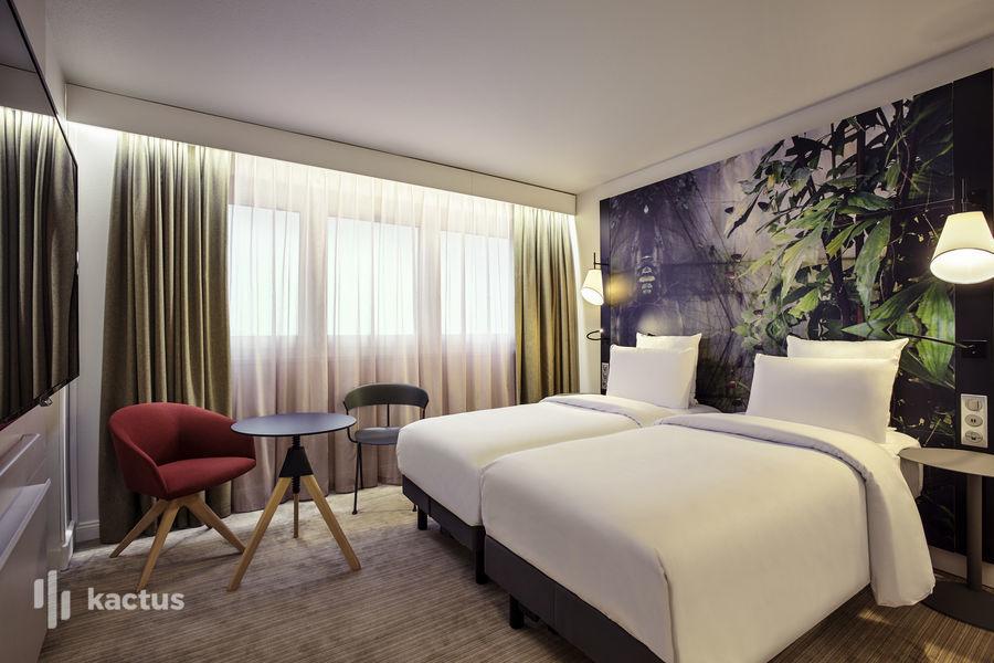 Hôtel Mercure Paris La Défense **** Chambre Twin