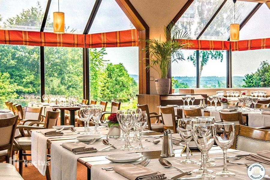 Les Jardins de Deauville *** Restaurant - Le 670
