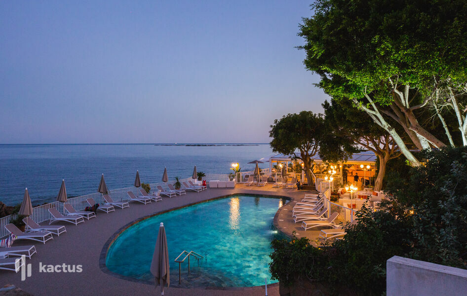 Hôtel Restaurant Dolce Vita **** Hôtel Restaurant Dolce Vita **** _piscine