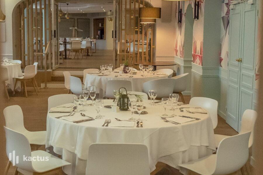 Hôtel Les Jardins de Sainte Maxime *** Restaurant