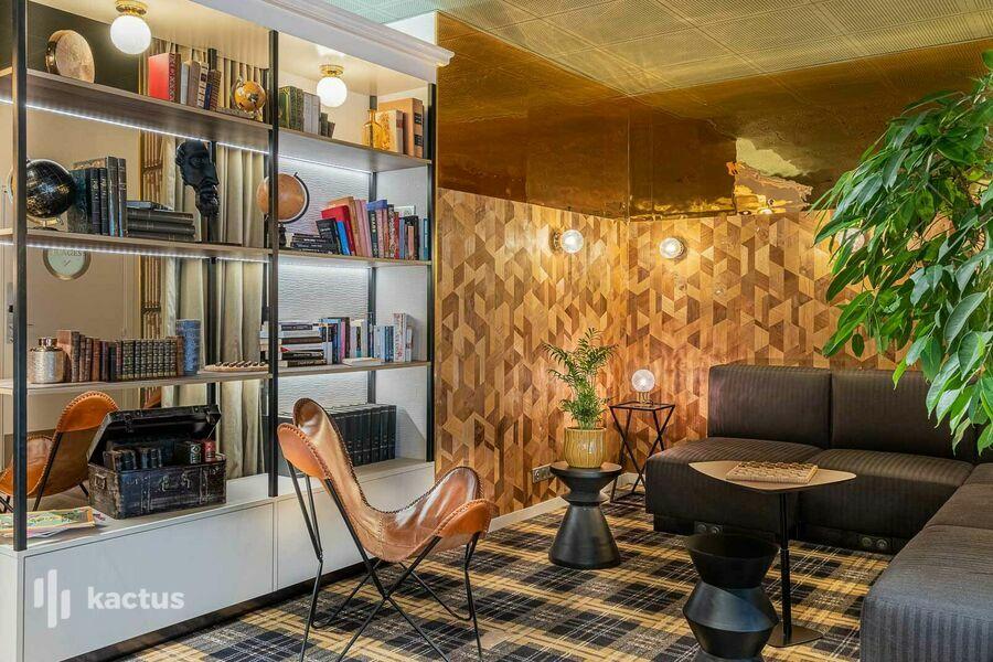 Mercure Paris Bercy Bibliothèque **** Lobby / Espace Coworking
