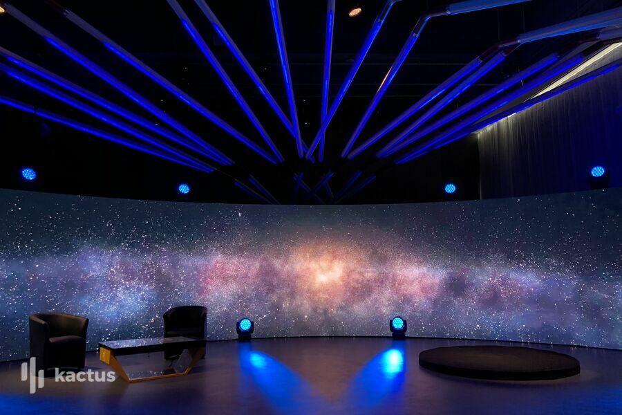 Terminal 7  Offre Speaker Room - Plateau de tournage