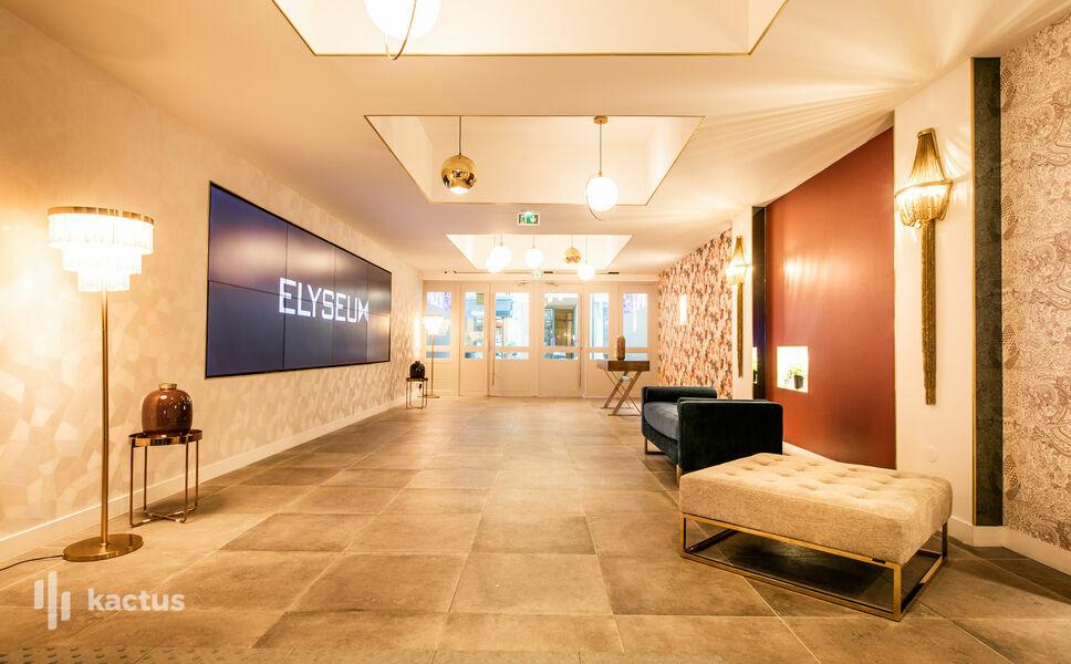 Elyseum Entrée - zone d'accueil