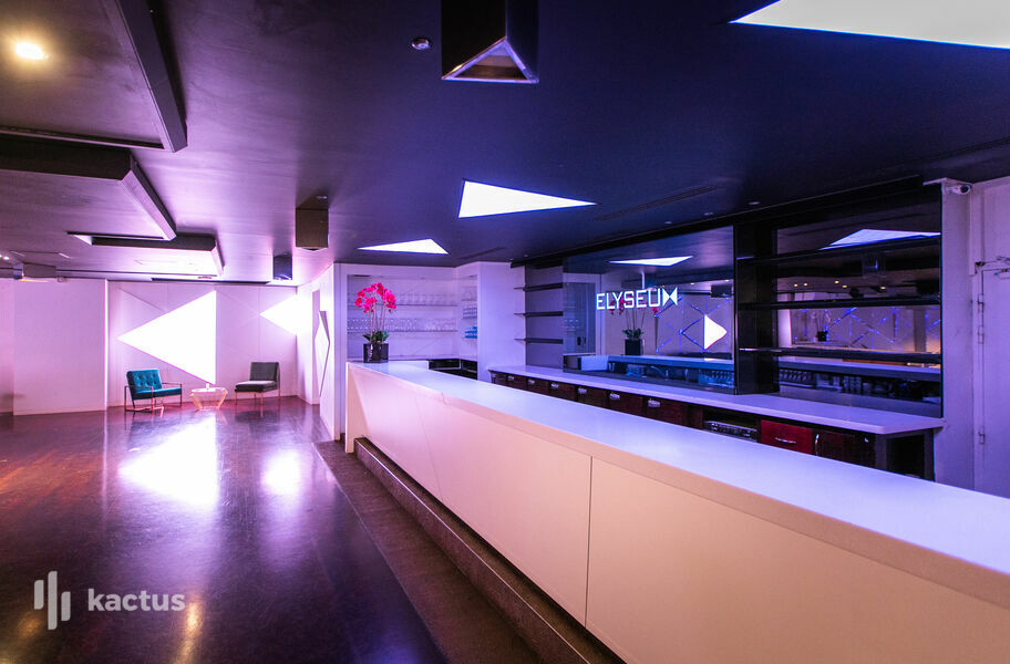 Elyseum Patio - espace bar