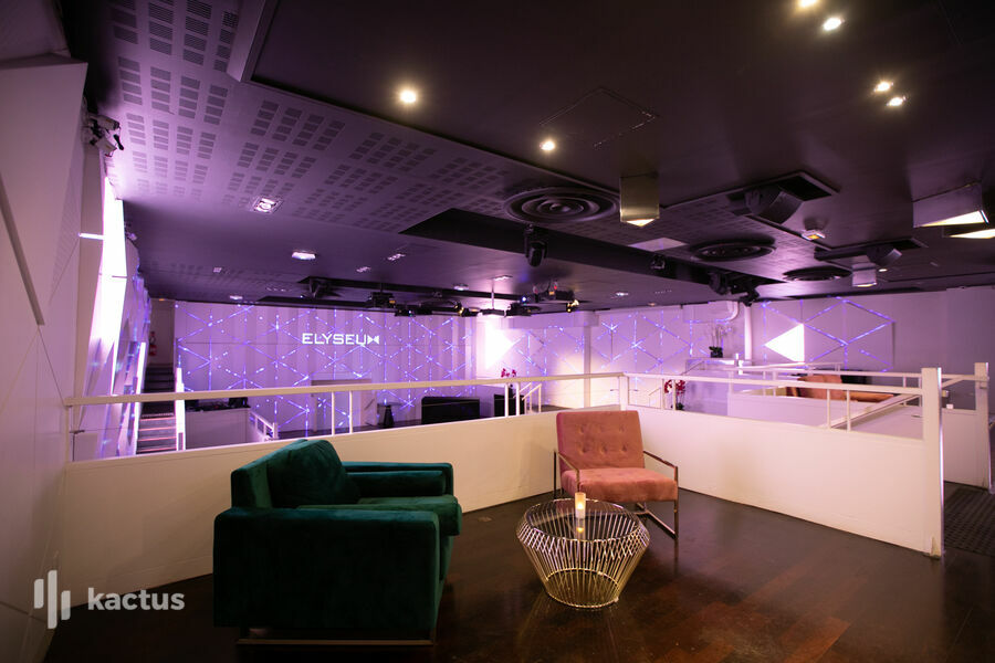 Elyseum Patio - Assises lounge