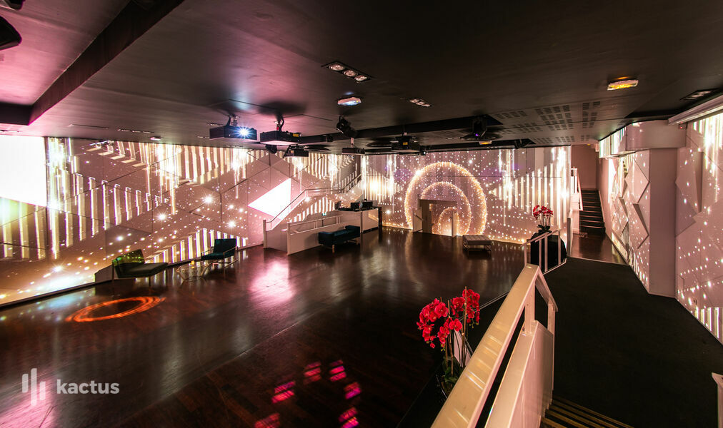 Elyseum Salle principale - Décor fixe