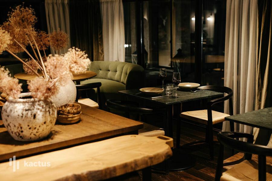 Hôtel Alpaga **** La Table de l'Alpaga