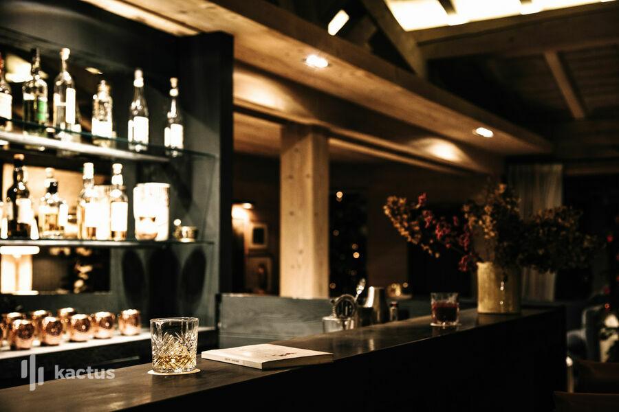 Hôtel Alpaga **** Bar