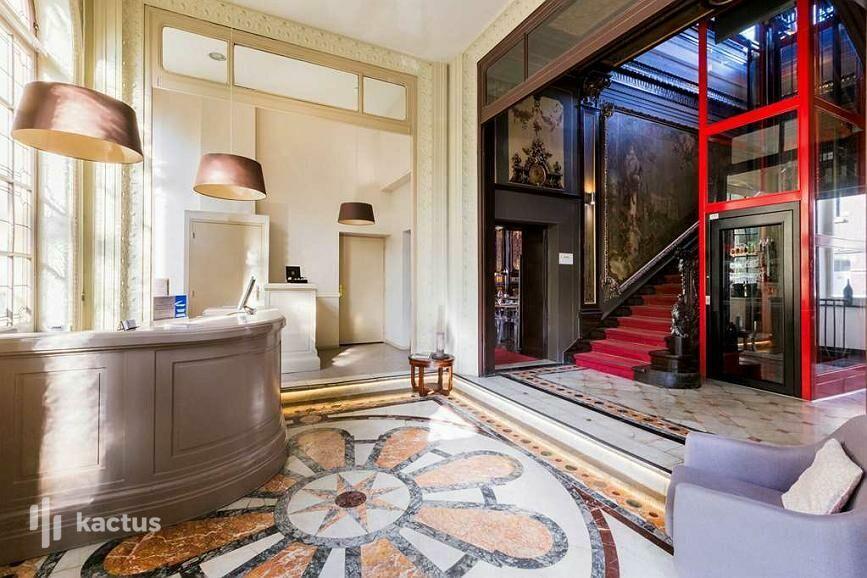 Les Salons de l'Urban - Best Western Urban Hotel *** Hall d'entrée