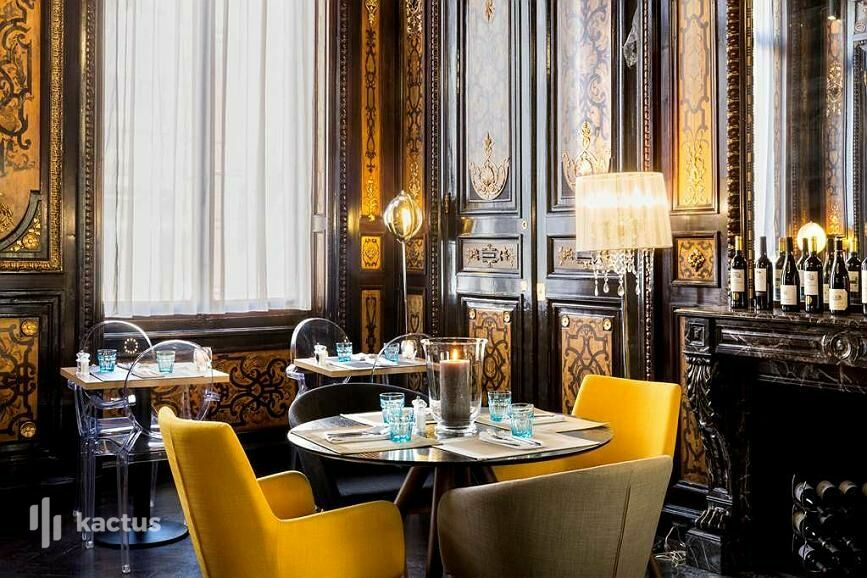 Les Salons de l'Urban - Best Western Urban Hotel *** Restaurant