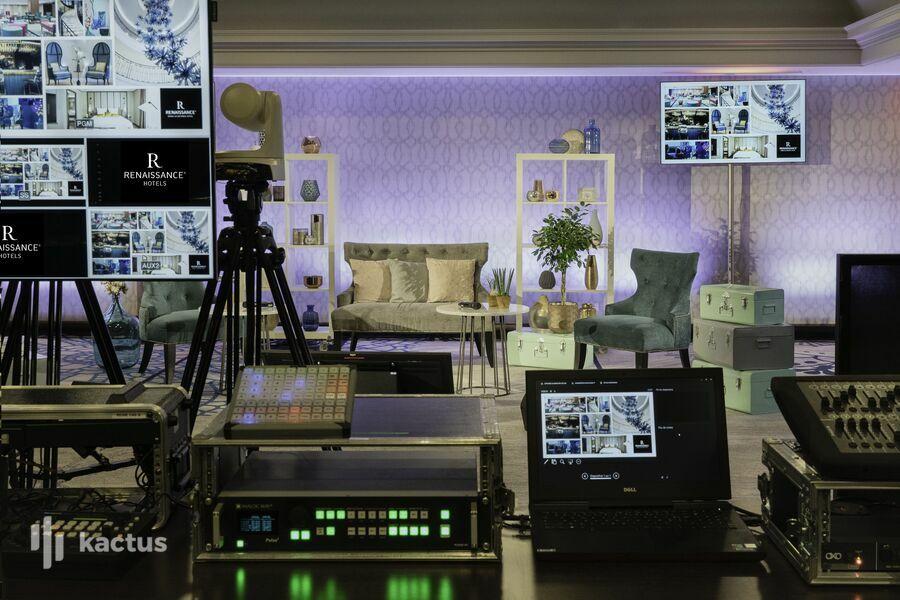 Renaissance Paris La Defense Hotel Meeting virtuels